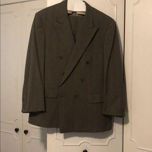Men's Saks Fifth Avenue Suit